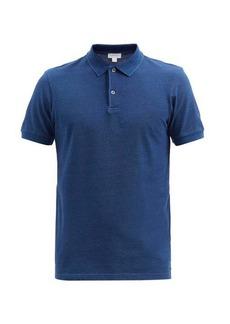 Sunspel Organic-cotton piqué polo shirt