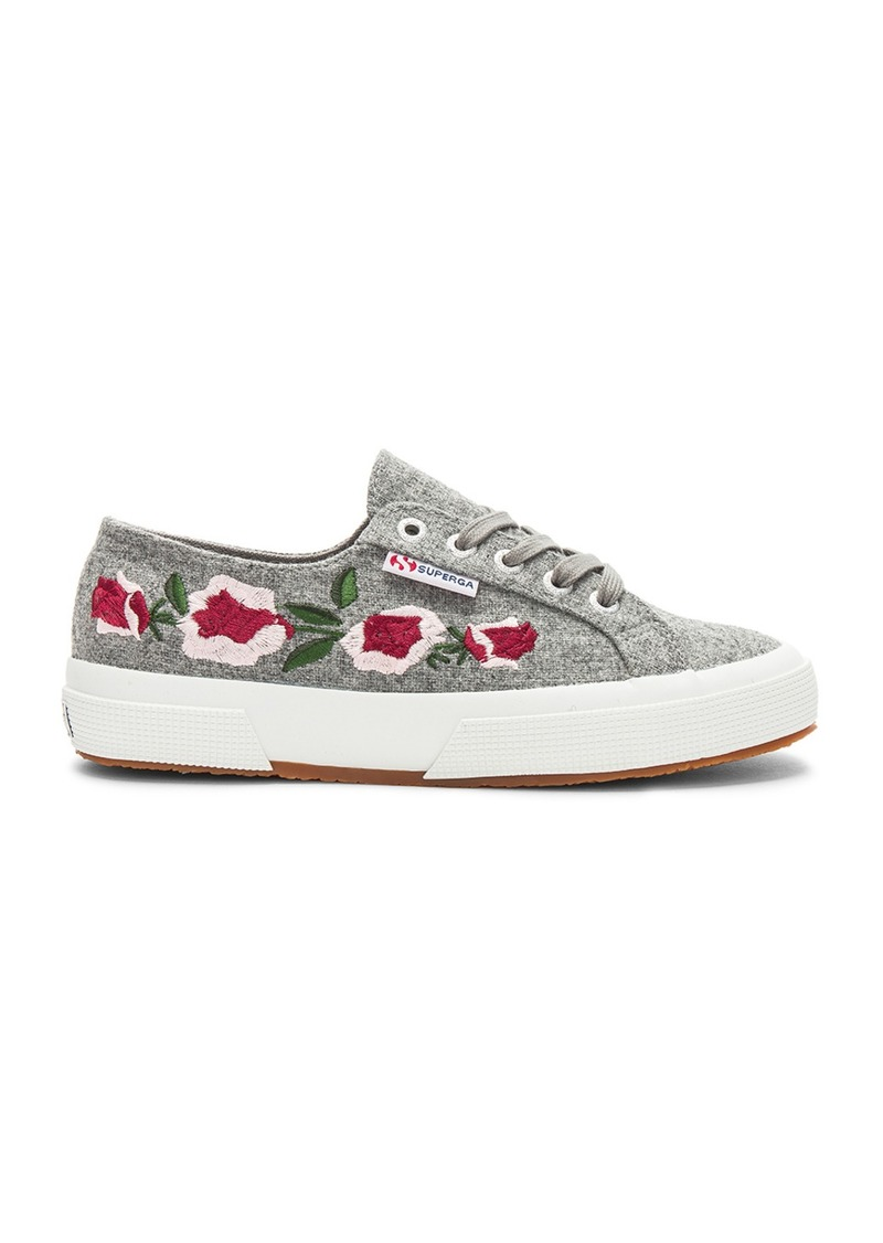 Superga 2750 Embroidery Sneaker 4owssnFAQ