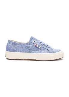 Superga 2750 Fabric Shirt Sneaker