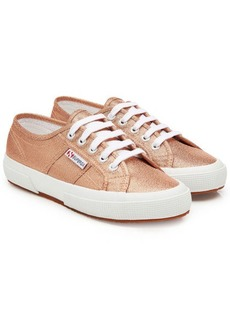 Superga 2750 Lamew Metallic Sneakers