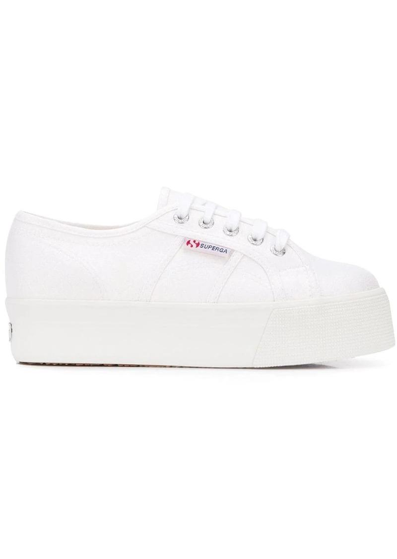 Superga 2790 flatform sneakers