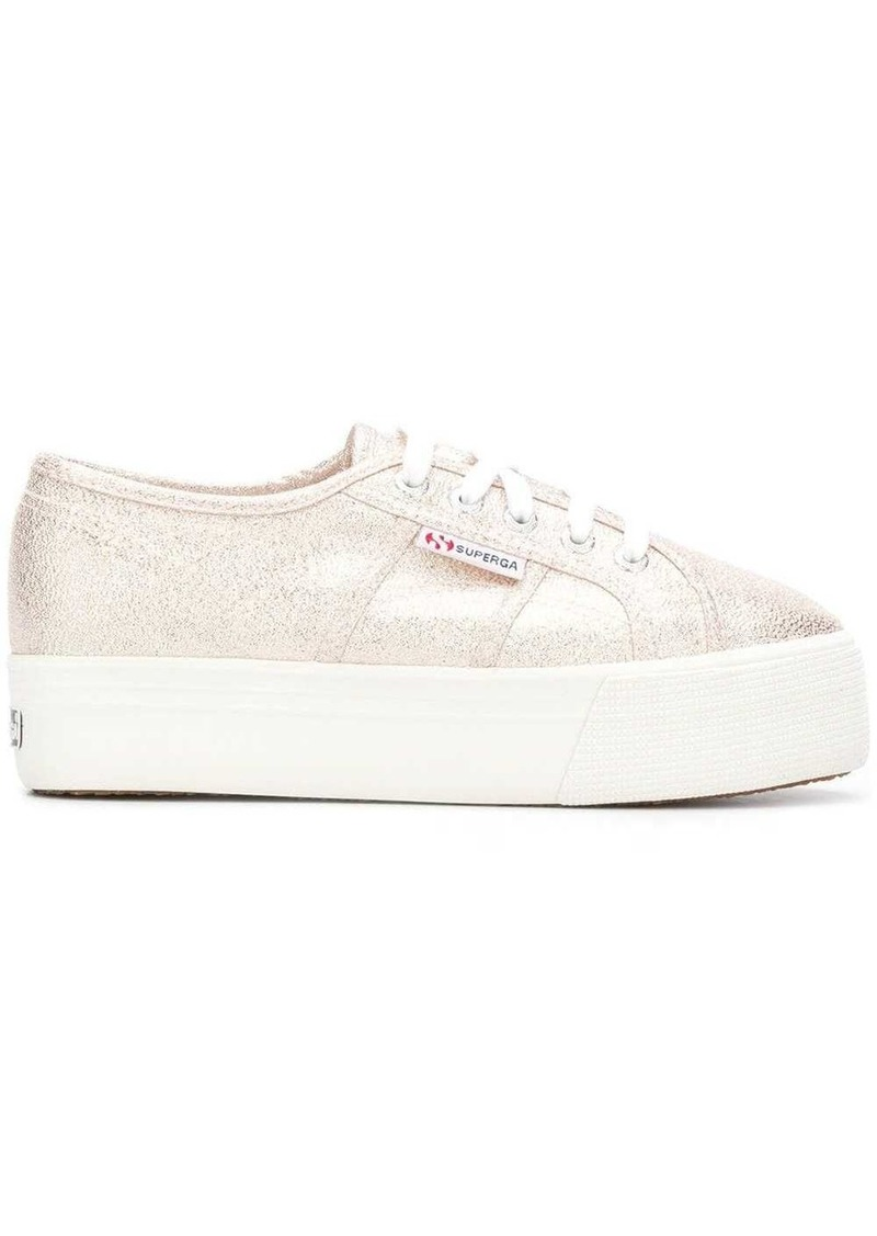 latest discount get online new concept Superga 2790 platform sneakers
