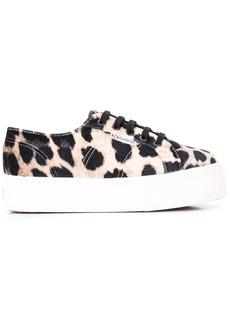 Superga 2970 flatform sneakers