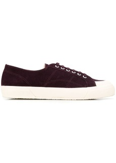 Superga low-top lace-up sneakers