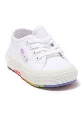 Superga Rainbow Sole Sneaker Toddler & Little Kid)