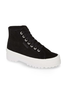 Superga 2341 Sue High Top Platform Sneaker (Women)