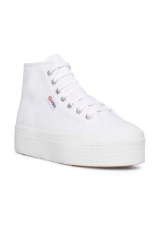 Superga 2705 Platform High Top Sneaker (Women)