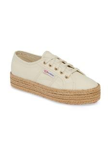 Superga 2730 Cotropew Espadrille Platform Sneaker (Women)