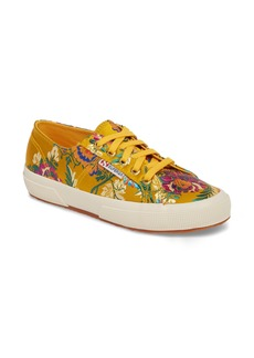 Superga 2750 Embroidered Sneaker (Women)