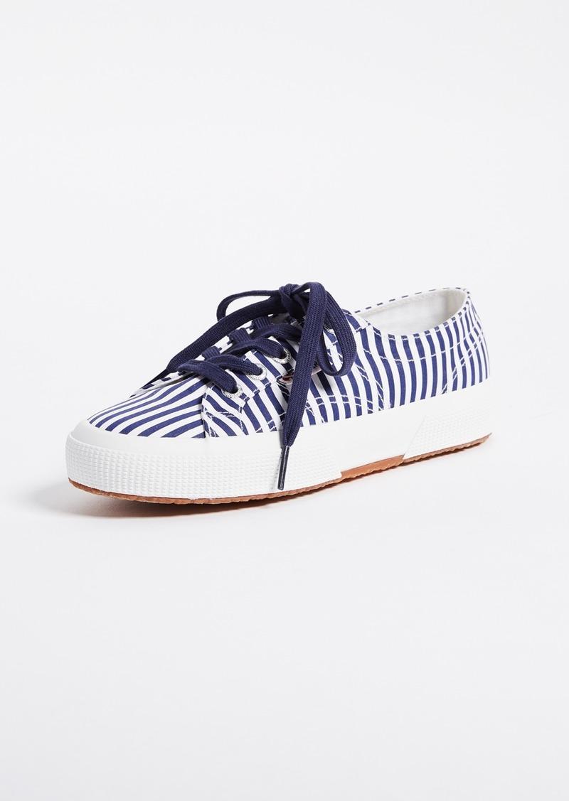 Superga 2750 Fabric Stripe Sneakers | Shoes