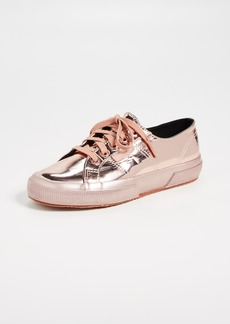 Superga 2750 Laceless Metallic Sneakers