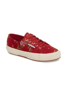 Superga 2750 Satin Jacquard Sneaker (Women)