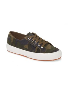 Superga 2750 Suecamp Low Top Sneaker (Women)