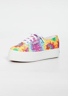 Superga 2790 Fabric Fan Tie Dye W Sneakers