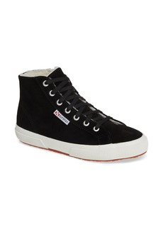 Superga 2795 Suefurw High Top Sneaker (Women)