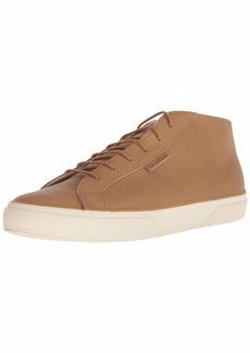 Superga Men's 2754 FGLDYEDM Sneaker tan Leather  (10.5 US)