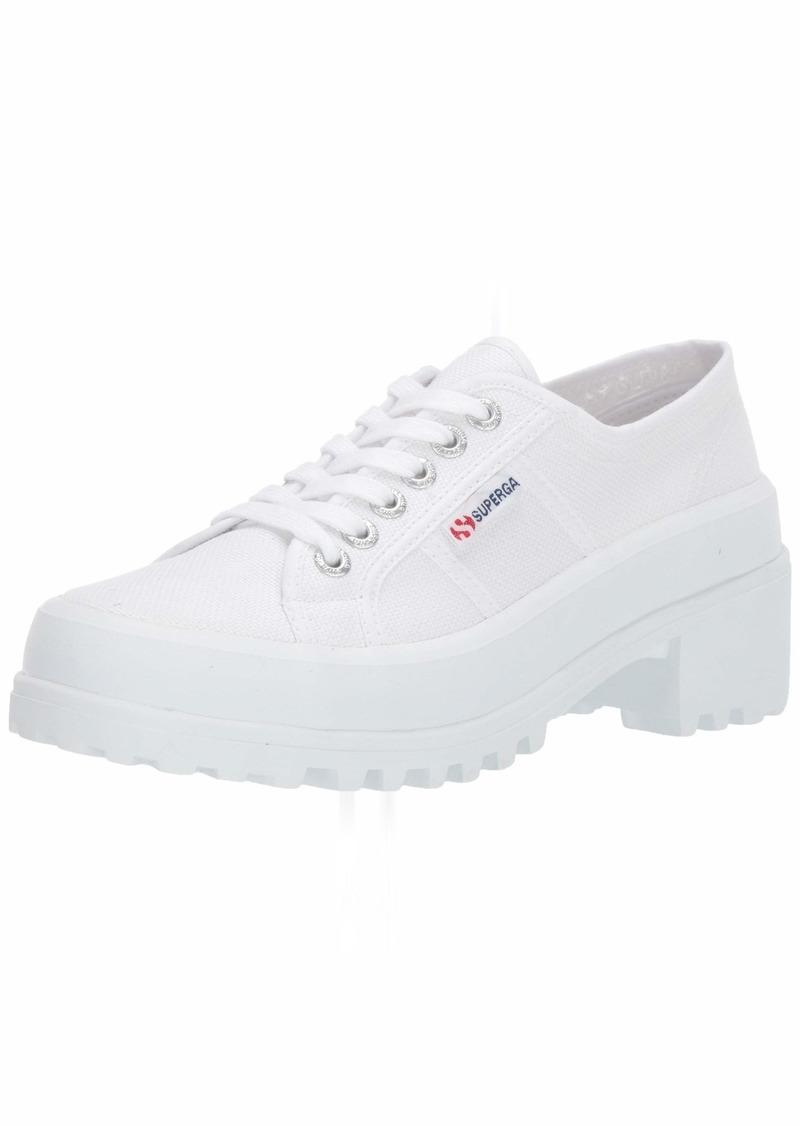 Superga Women's 2449 COTW ALPINA Sneaker  37 M EU ( US)