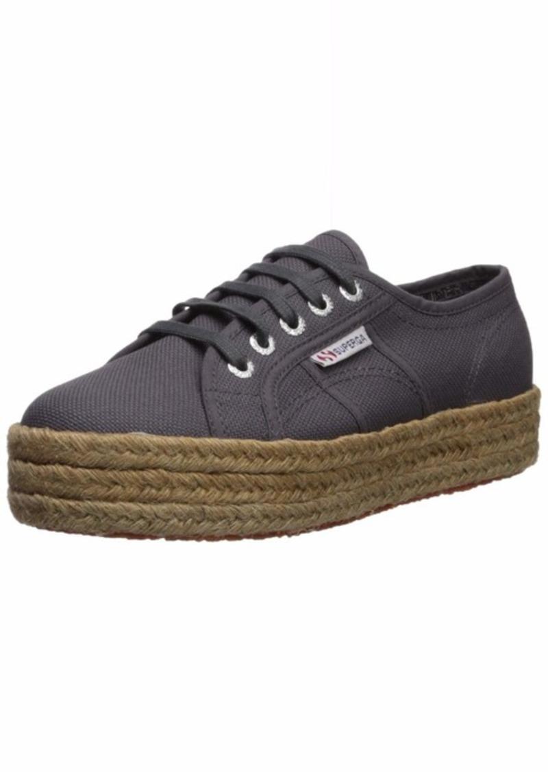 Superga Women's 2730 COTROPEW Sneaker  39 M EU ( US)