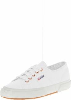 Superga Men's 2750 Cotu Classic Sneaker white/rose