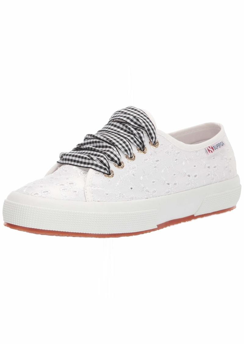 Superga Women's 2750 SANGALLOSATINLACEW Sneaker  41 M EU ( US)