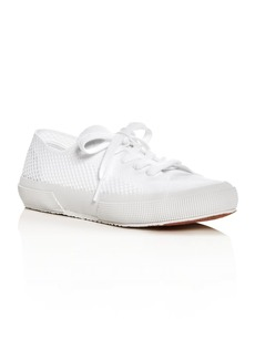Superga Women's 2750 Sportknit Lace Up Sneakers