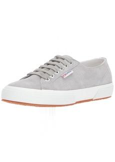 Superga Women's 2750 Suedes Fashion Sneaker Grey sage 3 EU/ M US