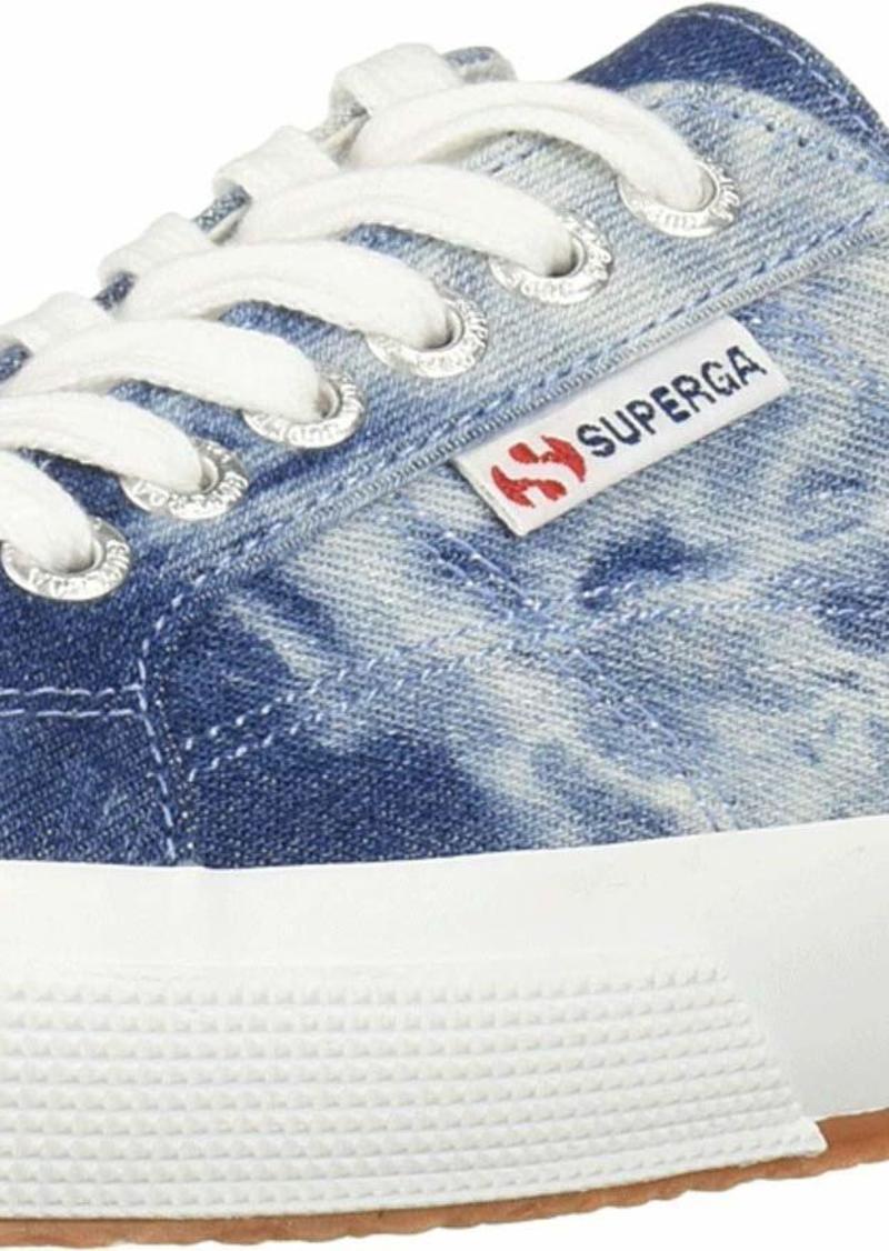 Superga Women's 2750 TIEDYEDENIMU Sneaker  41 M EU ( US)