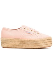 Superga superga woven platform sneakers   pink  purple abv5aa89c1a a