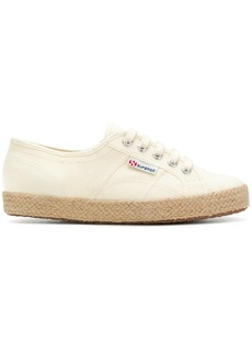 Superga woven sole sneakers
