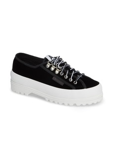 Superga x Alexa Chung 2748 Veltvalpinaw Lugged Platform Sneaker (Women)