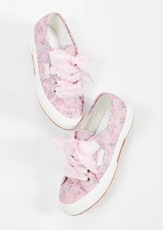 Superga x LoveShackFancy 2750 Barefoot Floral Sneakers