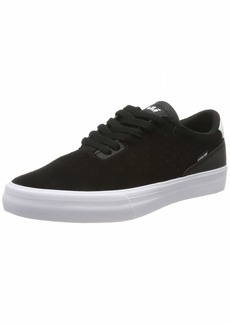 Supra Unisex Adults' Skateboarding Shoes Black (Black-White-M 2) 9 UK