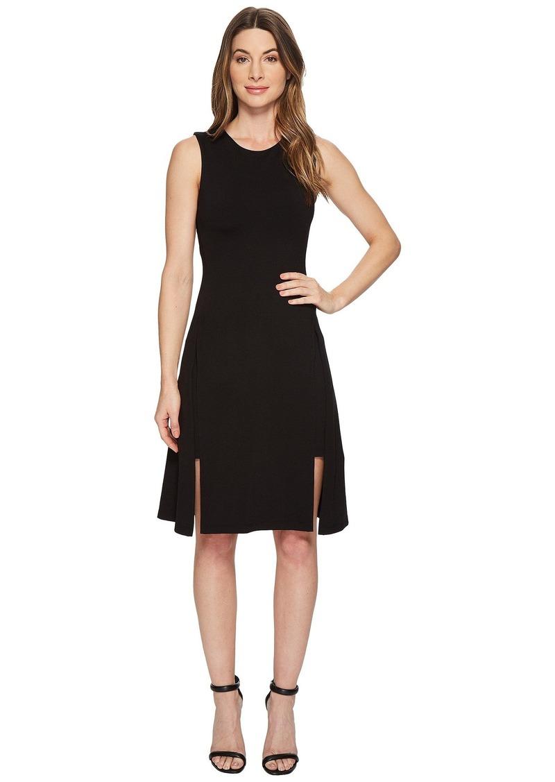 46a2a9024c0f Susana Monaco Alexa Double Layer Sleeveless Dress