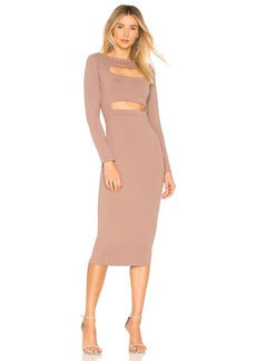 Connor Front Cutout Dress