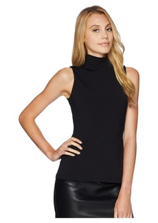 Susana Monaco High Neck Sleeveless Top