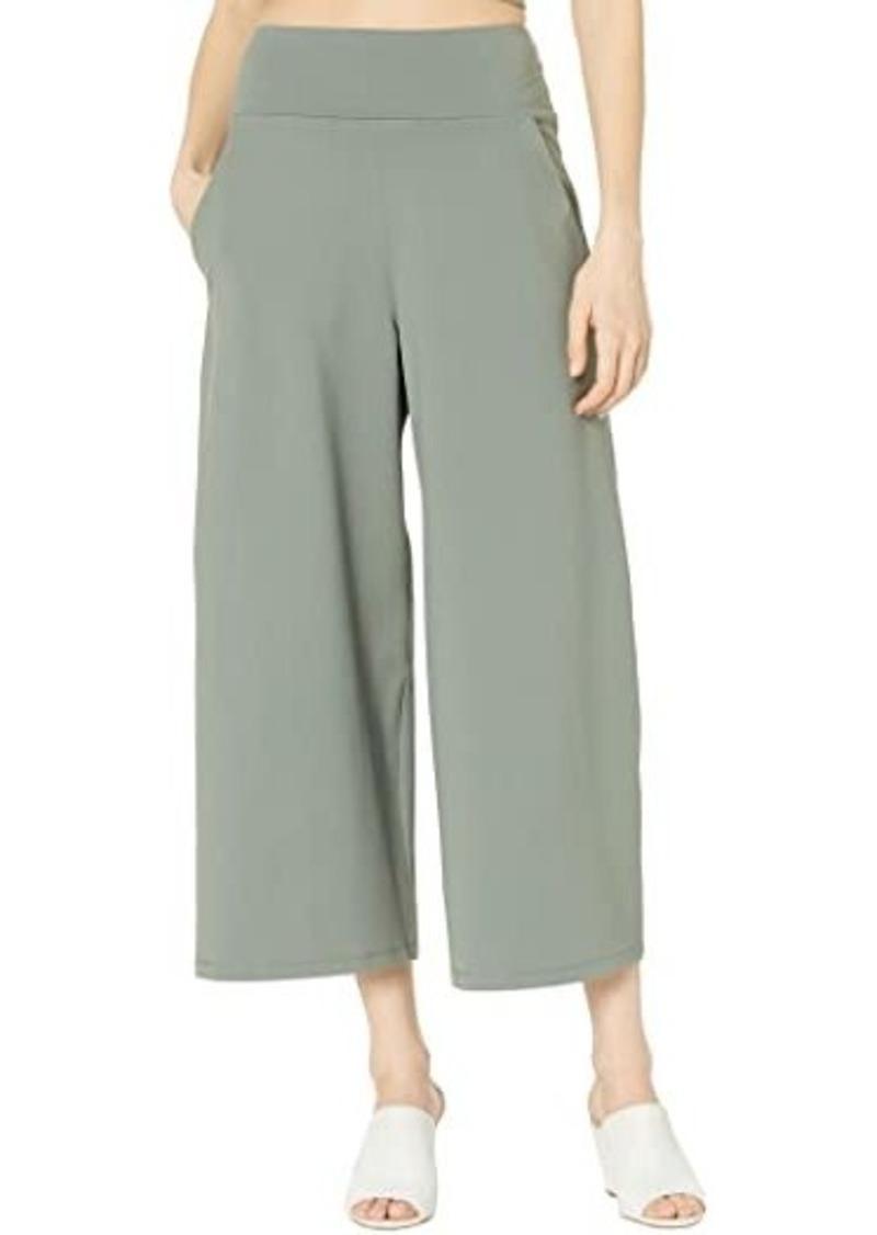 Susana Monaco High-Waist Relaxed Pocket Pants