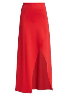 Susana Monaco High Waisted Wrap Skirt