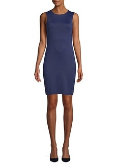 Susana Monaco Liana Draped-Back Bodycon Dress
