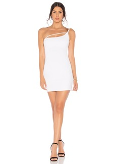 "Susana Monaco One Shoulder 16"" Dress"
