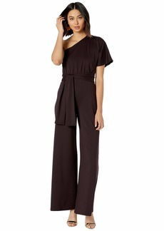 Susana Monaco One Shoulder Dolman Jumpsuit