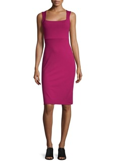 Susana Monaco Sleeveless Bodycon Dress