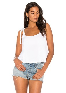 Susana Monaco Alyssa Cami in White. - size L (also in M,S,XS)