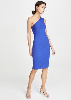 Susana Monaco Angled Strap Dress