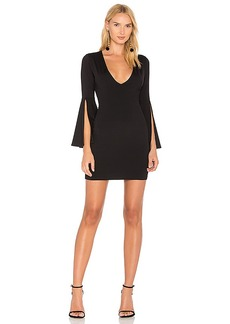 Susana Monaco Arabella Dress in Black. - size M (also in S,XS)