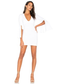 Susana Monaco Arabella Dress in White. - size L (also in M,S,XS)