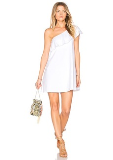 Susana Monaco Arwen 16 Dress in White. - size L (also in S,XS,M)