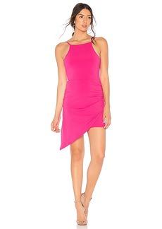 Susana Monaco Asymmetrical Dress