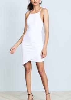 Susana Monaco Asymmetrical Gathered Dress