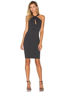 Susana Monaco Aura Dress in Black. - size S (also in L,M,XS)