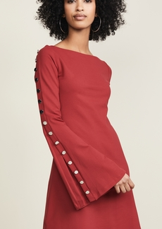 Susana Monaco Bell Sleeve Dress